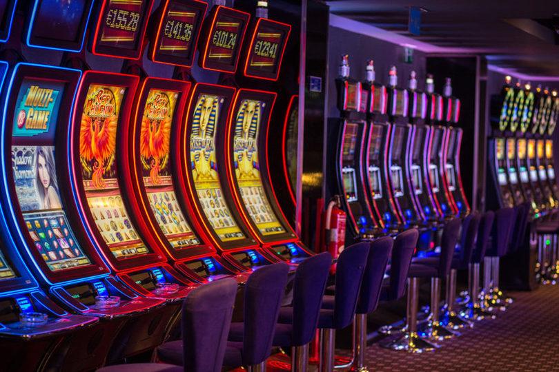 игровые автоматы номер один