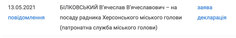 билковский
